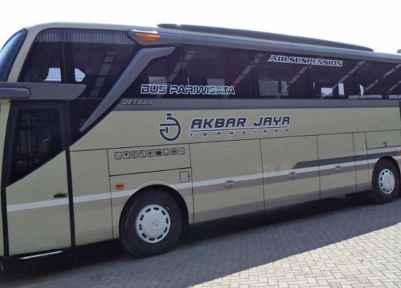 Bus Pariwisata Jepara - Akbar Jaya Transindo