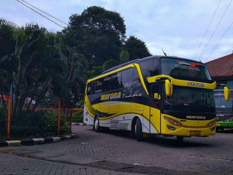Bus Pariwisata Malang - Mayora Trans