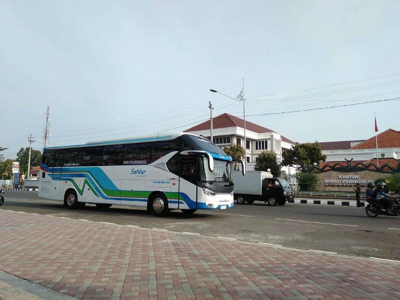 Bus Pariwisata Purworejo - Sanur Transport