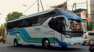 Bus Pariwisata - Sanur Transport