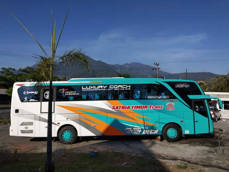 Bus Pariwisata - Satria Timur Trans