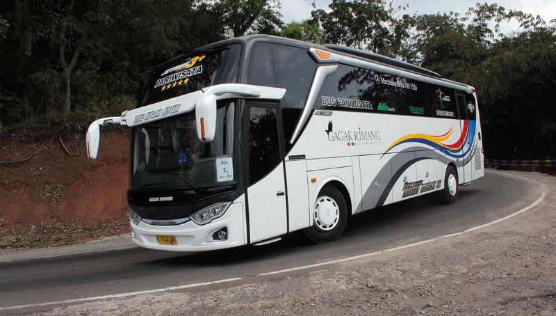 Sewa Bus - Gagak Rimang