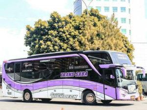 Sewa Bus Madiun - Trans Saba