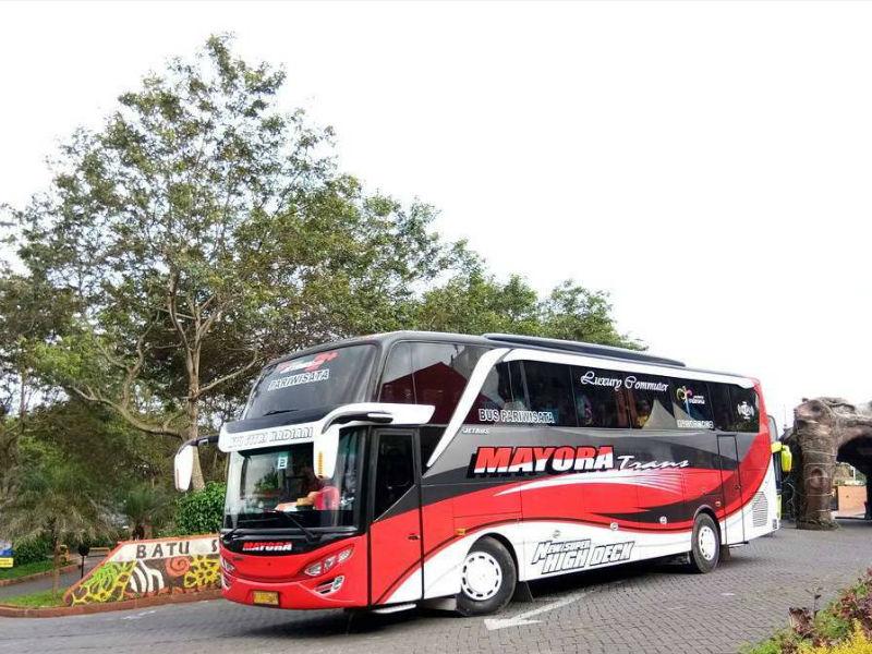 Sewa Bus Malang - Mayora Trans