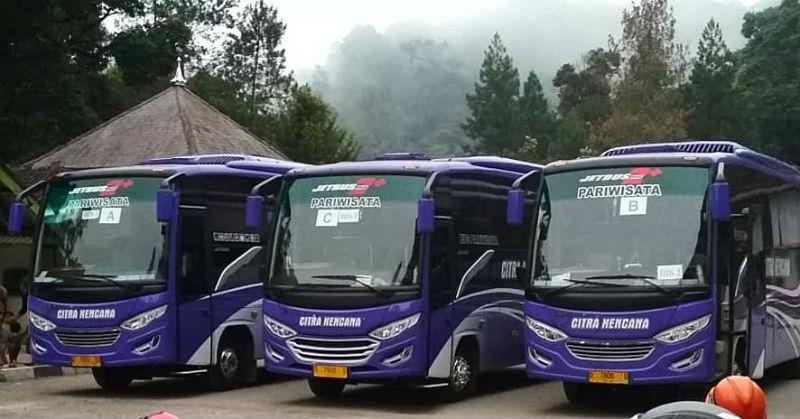 Sewa Bus Medium Bandung - Citra Kencana