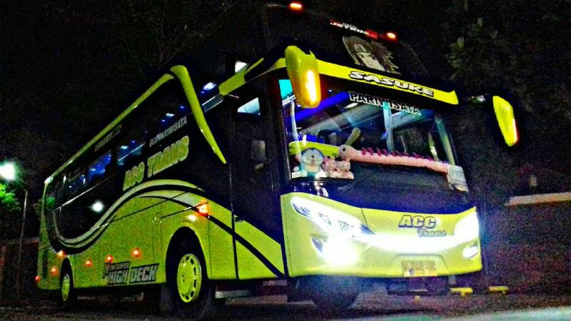 Sewa Bus Pariwisata - ACC Trans