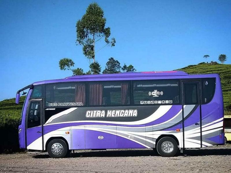 Sewa Bus Pariwisata Bandung - Citra Kencana