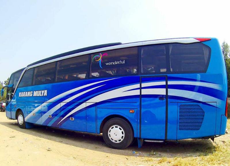 Sewa Bus Pariwisata Bandung - Karang Mulya