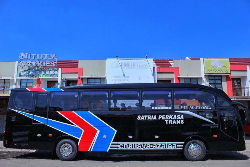 Sewa Bus Pariwisata Bandung - Satria Perkasa Trans