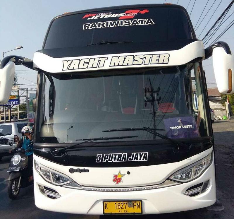 Sewa Bus Pariwisata Gresik - 3 Putra Jaya