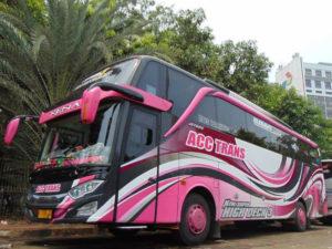 Sewa Bus Pariwisata Gresik - ACC Trans