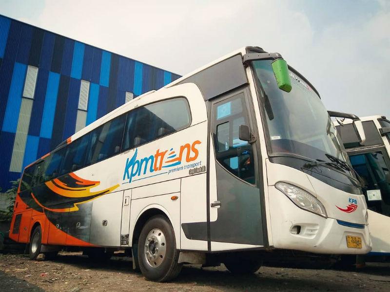 Sewa Bus Pariwisata - KPM Trans