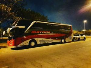 Sewa Bus Pariwisata Malang - Mayora Trans