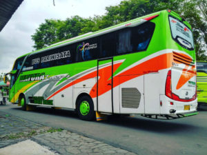 Sewa Bus Pariwisata - Mayora Trans