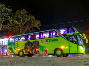 Sewa Bus Pariwisata - NTTS Trans