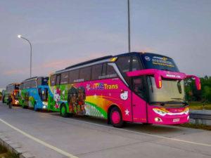 Sewa Bus Pariwisata Ponorogo - NTTS Trans