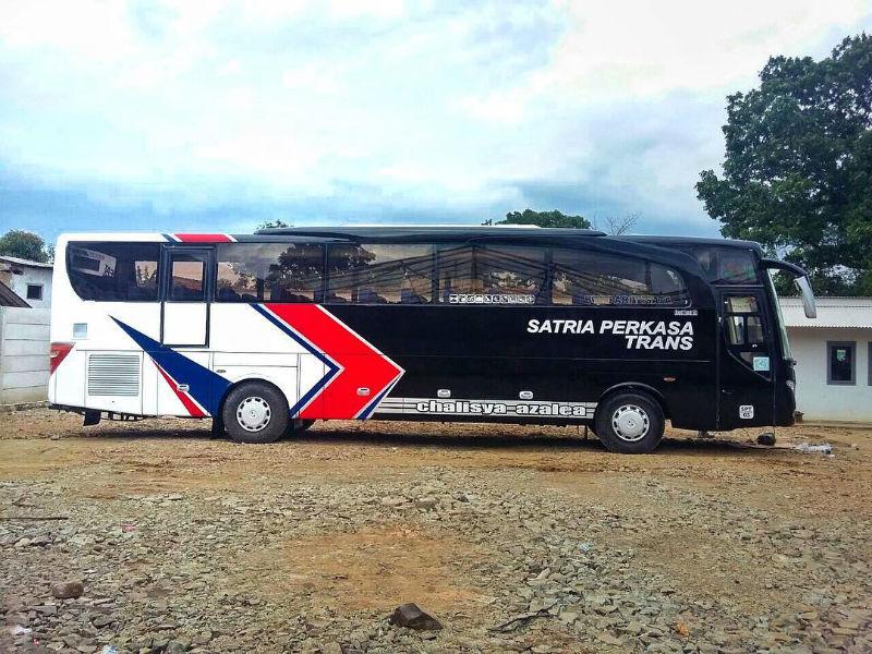 Sewa Bus Pariwisata - Satria Perkasa Trans