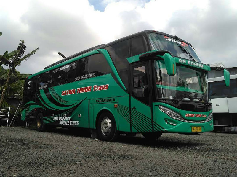 Sewa Bus Pariwisata - Satria Timur Trans
