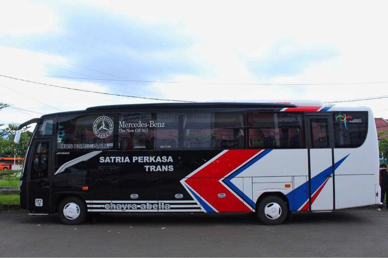 Sewa Bus - Satria Perkasa Trans
