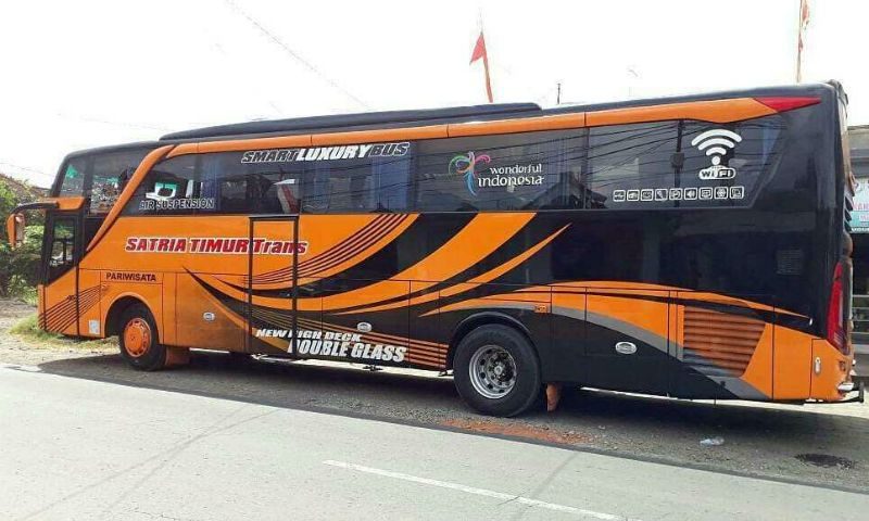 Sewa Bus - Satria Timur Trans
