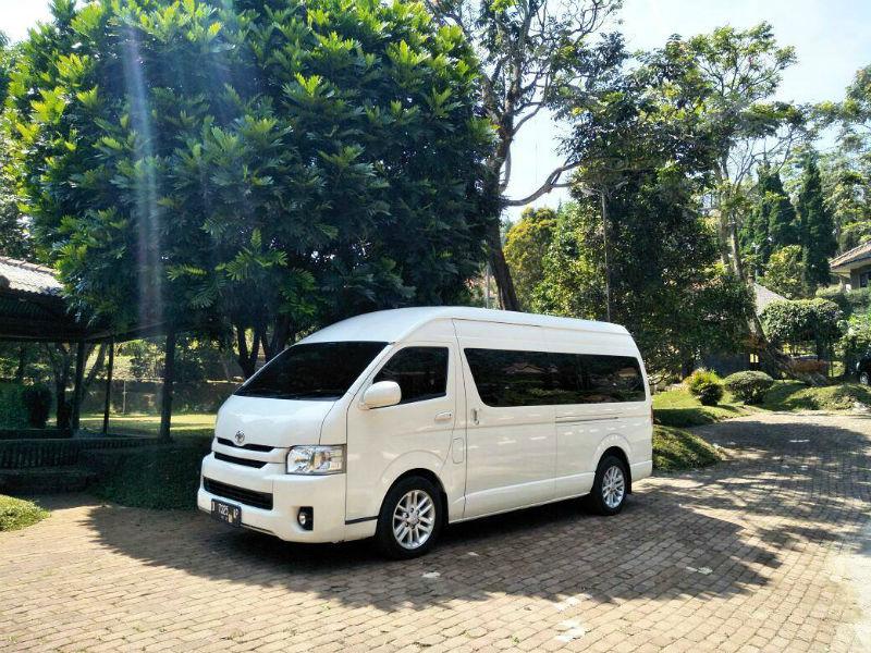 Sewa Hiace Pariwisata Bandung - Citra Kencana