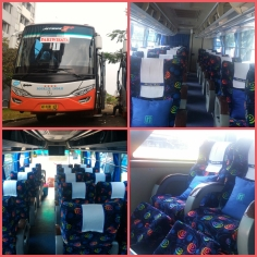 bus super eksekutif